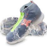 雨の日に靴が濡れない!シリコンシューズカバーが良かった😂